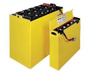 baterias carretillas elevadoras
